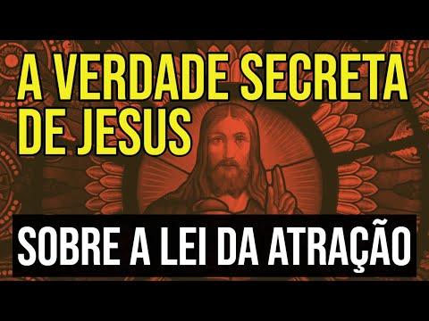 O SEGREDO DE JESUS SOBRE A LEI DA ATRAÇÃO