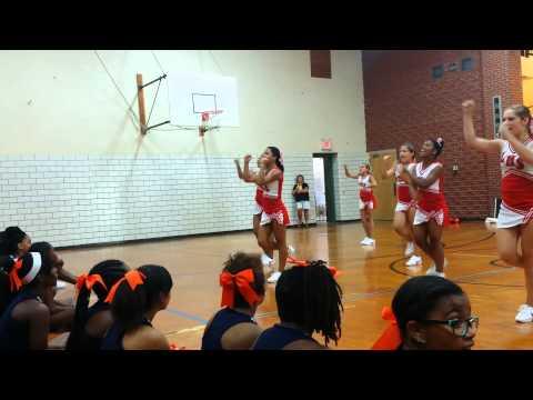 Lehman Middle School Chant 2014