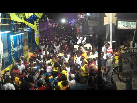 Kreyol La (Day 1) Aux Cayes Kanaval 2012- Haitianbeatz.com