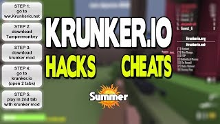 KRUNKER.IO JUNE HACKS!