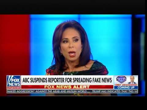 Judge Jeanine Pirro: James Comey Has Turned Into a Political Whore