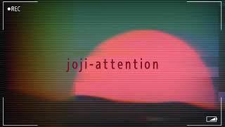 Joji attention video video clip