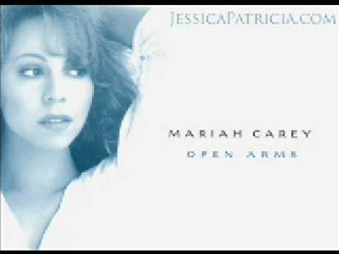 Open Arms  Mariah Carey  KaraokeInstrumental wLyrics to the right