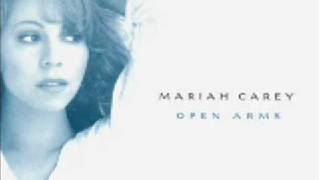 Open Arms - Mariah Carey  Karaoke/Instrumental w/Lyrics to the right