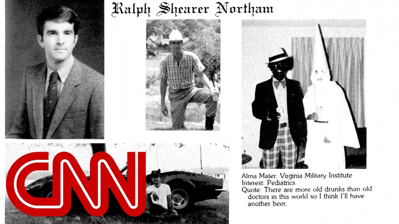 Ralph Northam, Virginia Governor, Admits He Was in Photo Showing Men in ...