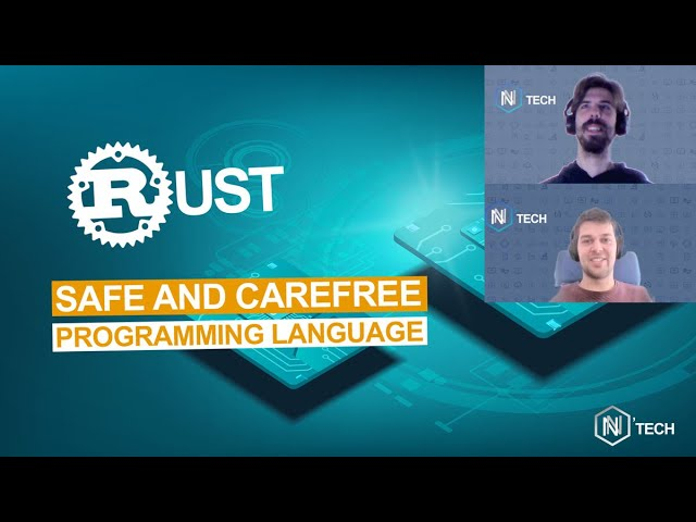 Rust:  a safe and carefree language