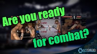 Real Boxing Android Gameplay [1080p] (By Vivid Games S.A.)