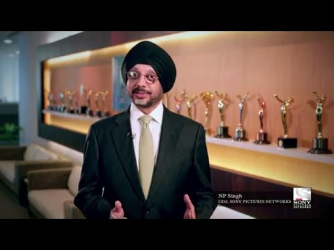 Mr. N. P. Singh talks about Sony Pictures Networks India