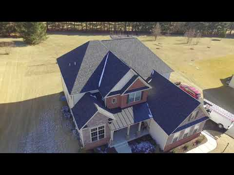 SunPower Flyover Drone Solar Installation Edge Energy