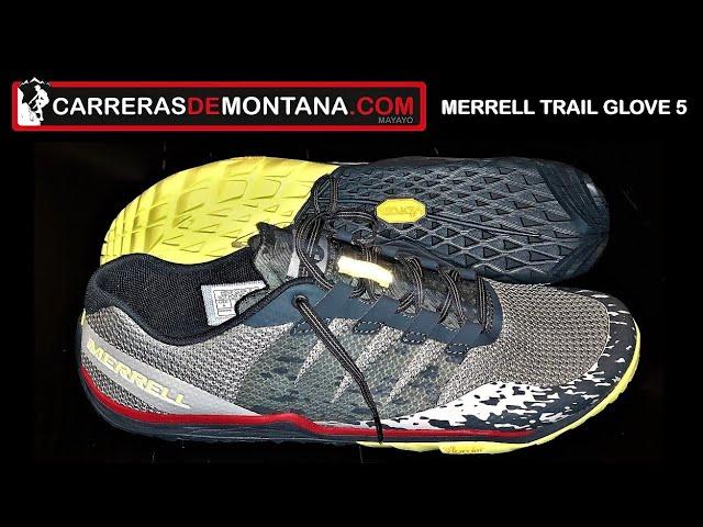 merrell trail glove 5 vs 4 elite