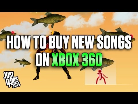 How to Buy New Songs on Xbox 360 | Just Dance 2014