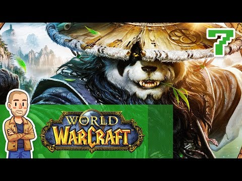 Pandaren Starting Zone Gameplay Part 7 - Choose Your Faction - WoW Let's Play Series