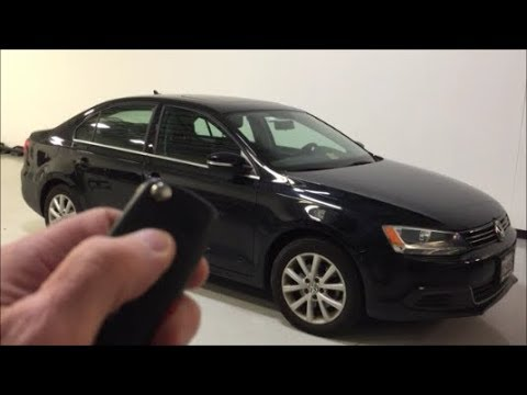2013 Volkswagen Jetta Remote Start added to the OEM key FOB w/ 3x lock