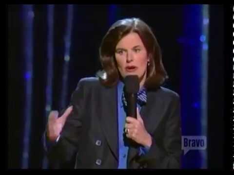 Paula Poundstone  Look What The Cat Dragged In 2006 standup