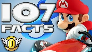 107 Facts About Mario Kart 8 - Super Coin Crew