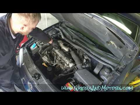 How to do oil service (oil change) for VW Golf (Jetta) Mk4 1.9 TDI