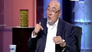 اخر النهار |  الشبخ خالد الجندي لمحمود سعد
