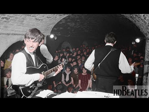 The Beatles - I Saw Her Standing There [Cavern Club, Liverpool, United Kingdom]