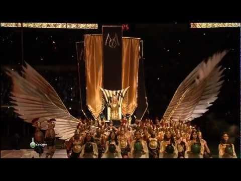 Madonna - Vogue (Super Bowl XLVI Halftime Show - 05/02/12) - HDTV 1080p