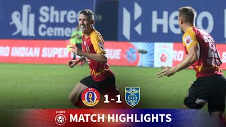Highlights - SC East Bengal 1-1 Kerala Blasters - Match 59 | Hero ISL 2020-21