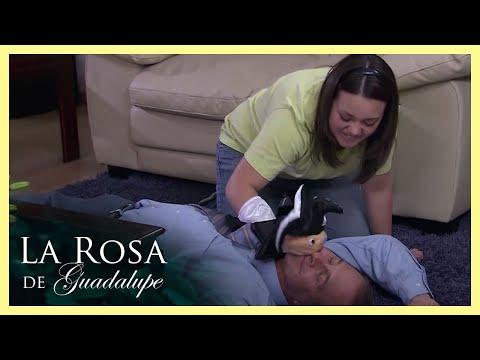 La Rosa De Guadalupe: Antonela Se Avergüenza De Su Hermana   Marionetas