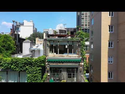 INSIDE THE MORGAN TOWNHOUSE IN MANHATTAN