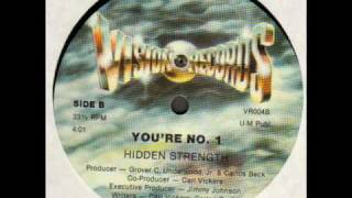 HIDDEN STRENGHT - YOU