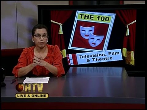 THE100 Television, Film & Theater #08 Spring 2016