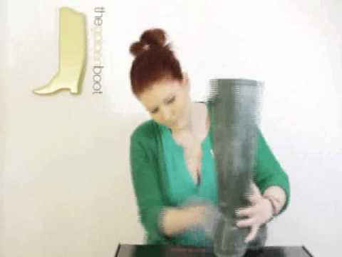 How To: Clean Hunter Boots. Get rid of that cloudy finish!