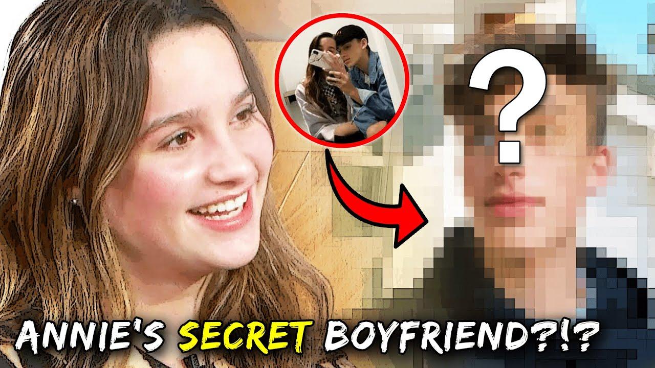 Annie Leblanc With NEW Boyfriend???