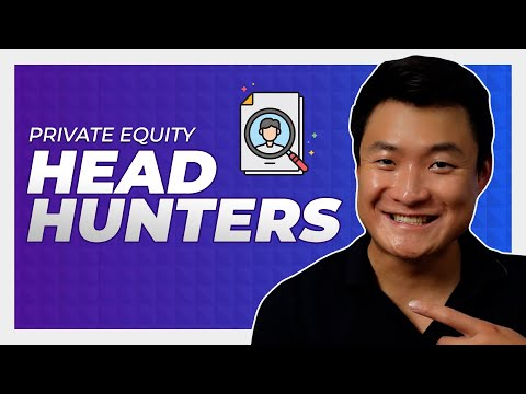 How to Deal with Headhunters (Private Equity Recruiting)