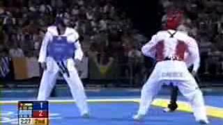 Combates De TaeKwonDo