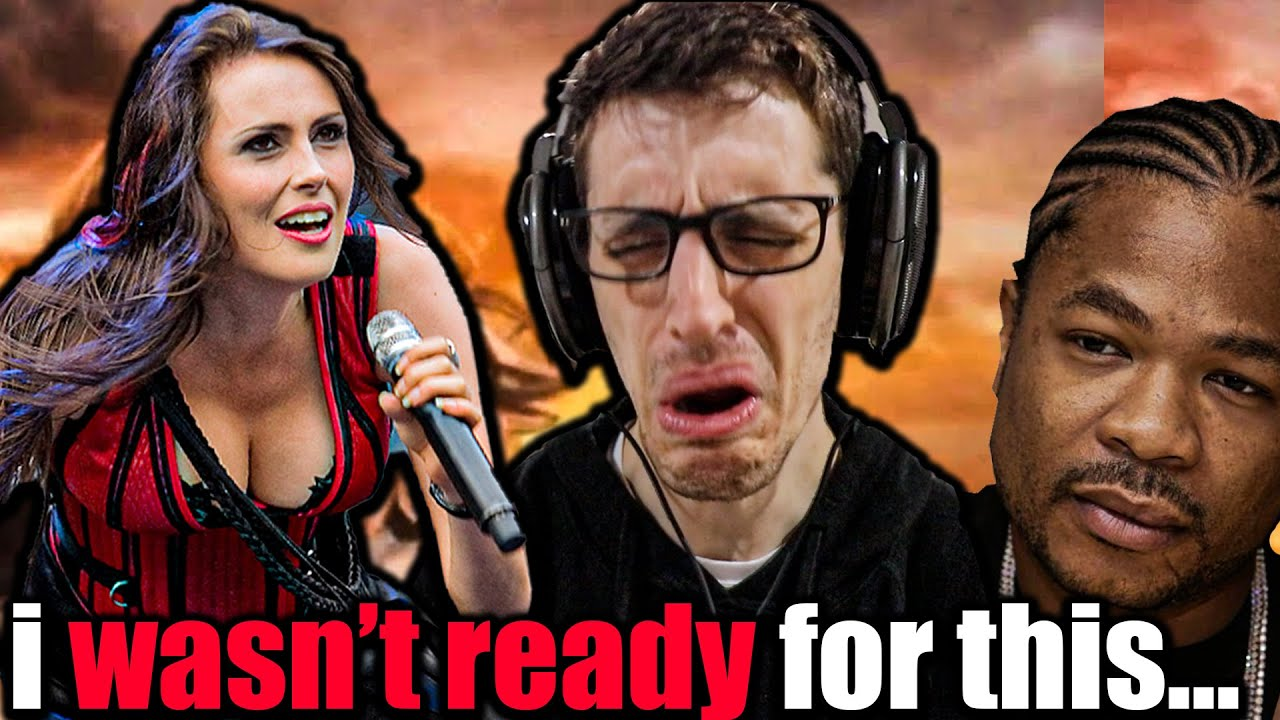 NEVER THOUGHT This Would Work! | WITHIN TEMPTATION ft. XZIBIT -