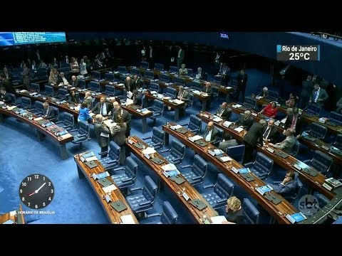 Deputados do PT se reúnem no STF nesta quarta-feira | SBT Brasil (14/03/18)
