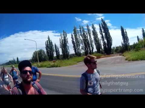 'The Mendoza Malbec Mission' - Mendoza, Argentina -- joeysupertramp.com