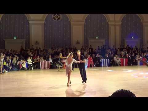 2017 WDC AL World Junior U16 Latin Final Jive | Bonkovskyy & Vursalova | Бонковский и Вурсалова