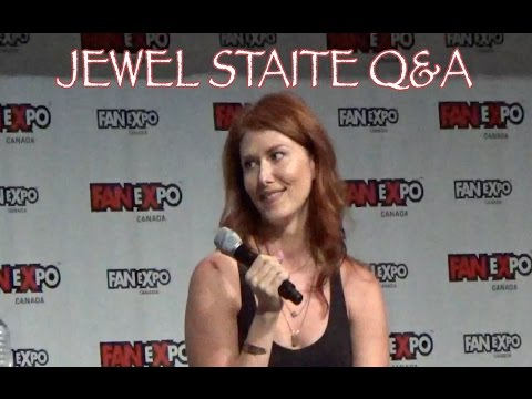 Jewel Staite Q&A   Expo Canada 2016