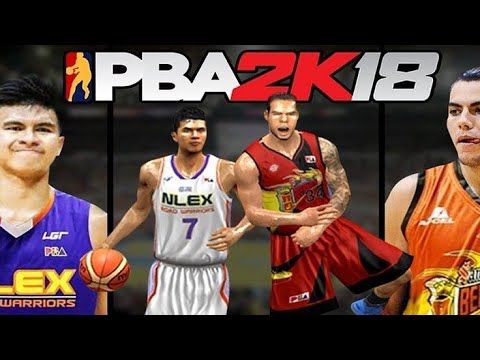 How To Download PBA 2k18 Android 2018