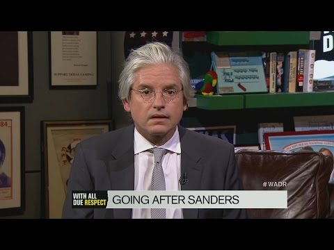 David Brock Unapologetic About Going After Bernie Sanders