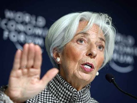 Risk of sharper global growth decline has increased: IMF's Christine Lagarde