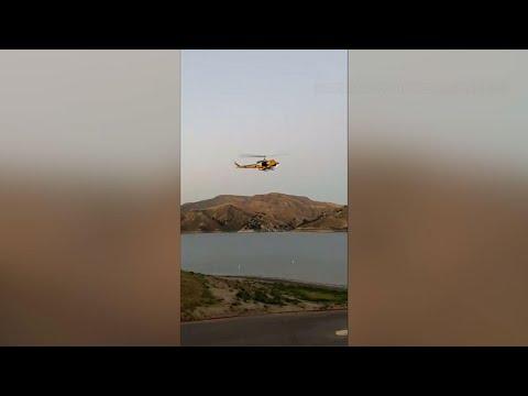Sheriff: Actress Naya Rivera missing in SoCal lake