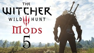 WITCHER 3 MODS #5: Lore Friendly Witchers, Autoloot & more ...