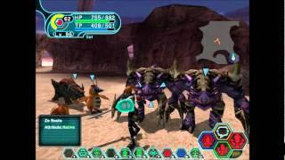 Phantasy Star Online: Blue Burst - Ep.4 Pt.1