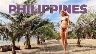 SOLO-FEMALE STRANDED on TABLAS ISLAND, PHILIPPINES