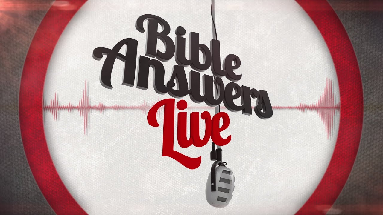 Bible Answers Live with Pastor Doug Batchelor and Jean Ross.
