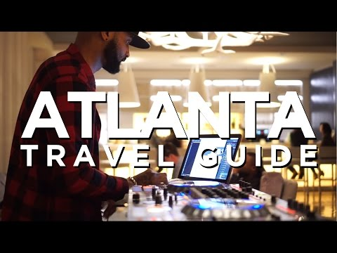 Atlanta Travel Guide | W Hotel, IKEA, True Food Kitchen