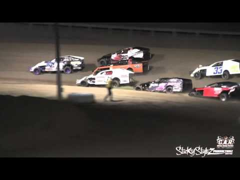 B- Main IMCA Mods 4/13/13 Central Arizona Raceway