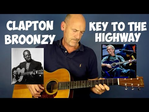 Key to the highway - Guitar lesson by Joe Murphy