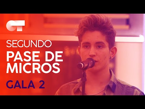 Jealous Nick Segundo Pase De Micros Gala 2 Ot 2020 Youtube