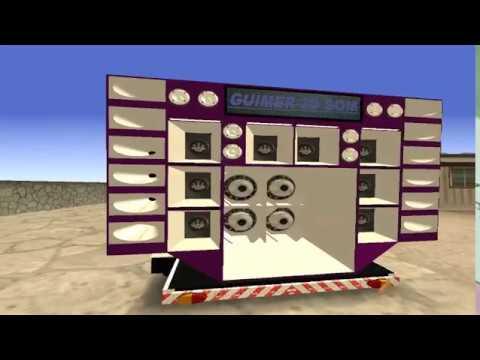 PAREDINHA DO GUIMER SOM 3D GTA PC E ANDROID FRACO